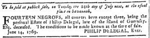 Jul 12 - Georgia Gazette Slavery 3