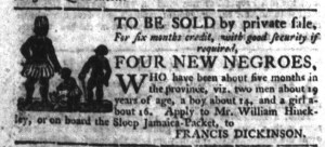 Jul 13 - South-Carolina Gazette Slavery 5