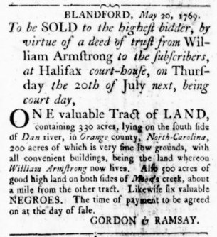Jul 13 - Virginia Gazette Rind Slavery 4