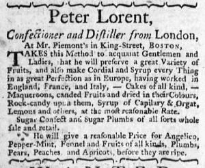 Jul 16 - 7:13:1769 Massachusetts Gazette Draper