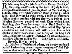 Jul 24 - Boston-Gazette Slavery 2