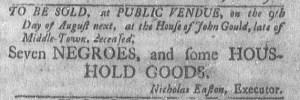 Jul 31 - Newport Mercury Slavery 1