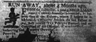 Aug 24 - South-Carolina Gazette Slavery 6