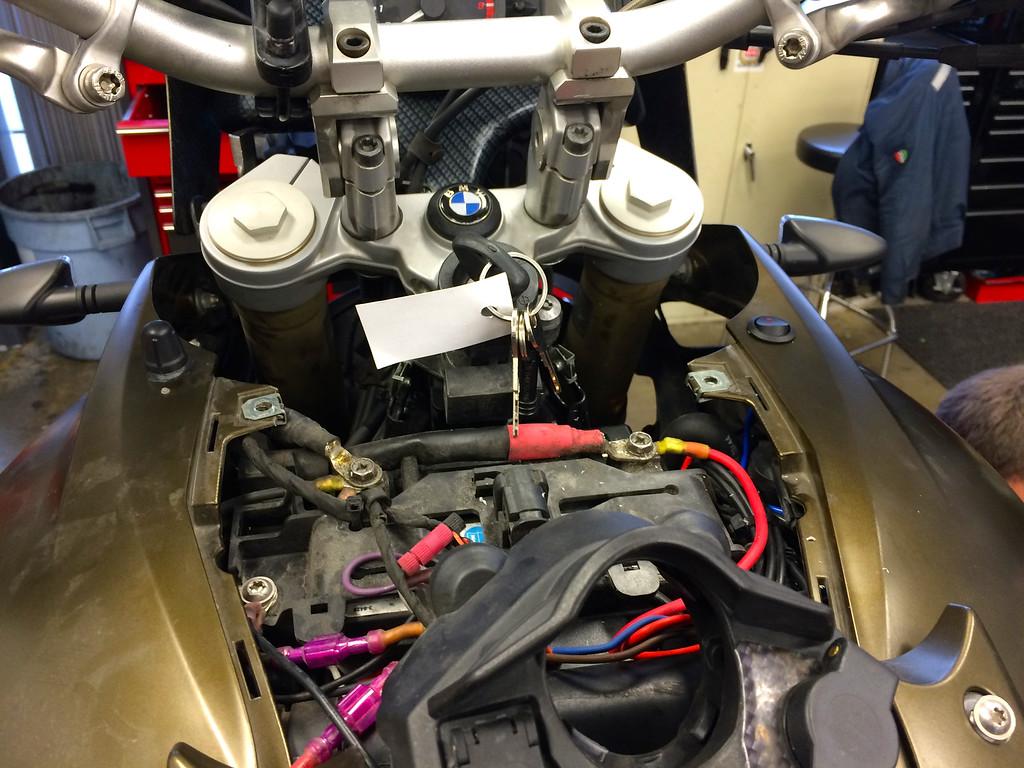 bmw g650gs fuse box