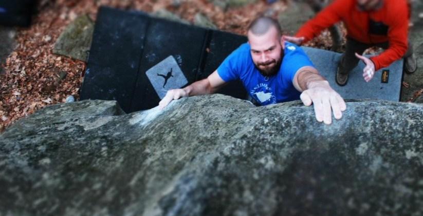 Asheville Rock Climbing + Bouldering Guide