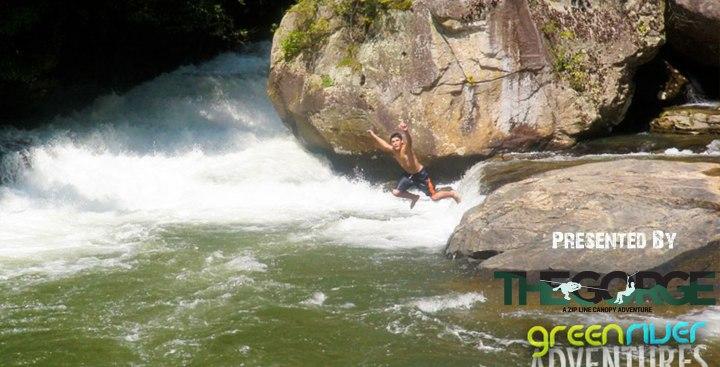 Best Saluda Adventures | Green River Gorge