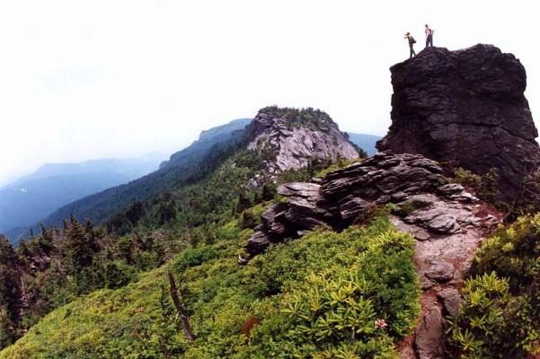 Grandfather Mountain Profile Trail Video