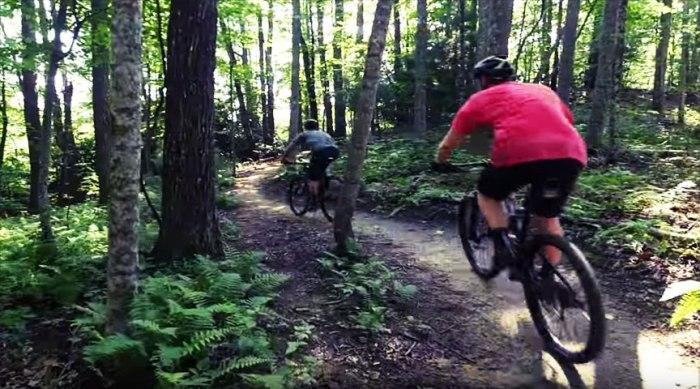Ridgeline Trail + Hickory Mountain…