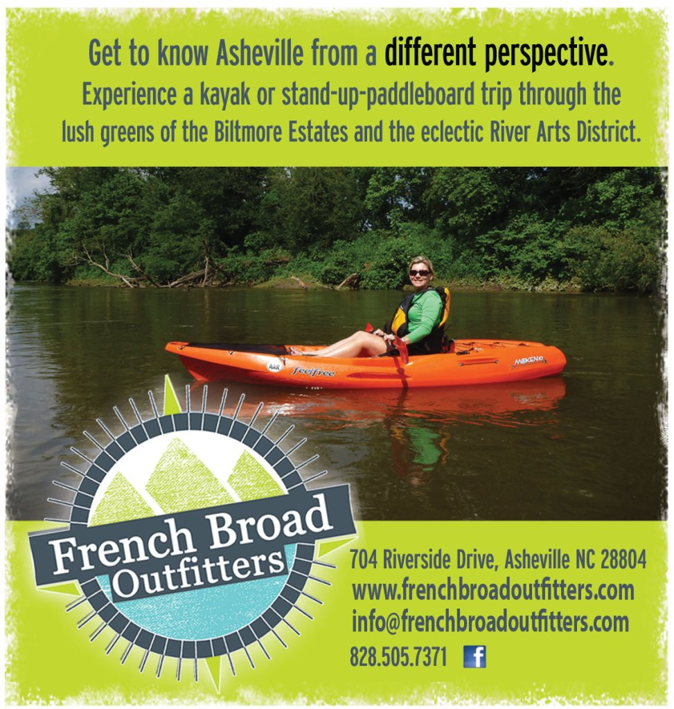 Best Places To Paddle In Asheville French Broad Outfitters