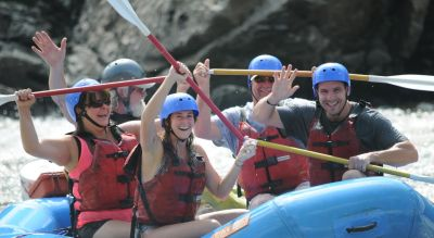 French Broad Adventures Rafting
