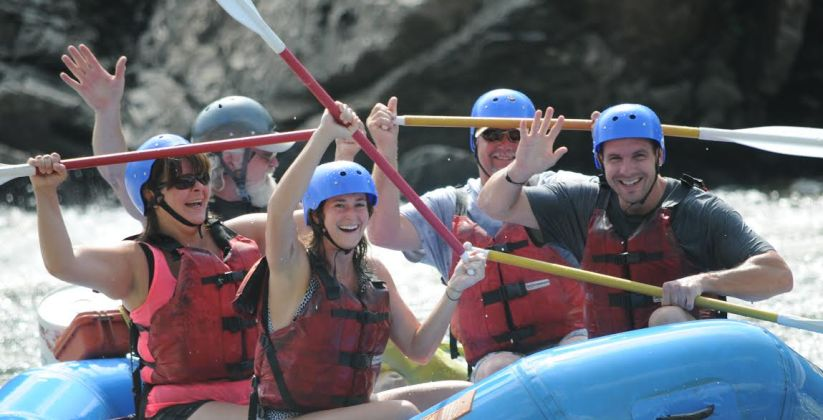 French Broad Adventures | Raft & Zip