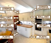 kitchen cabinet cornice