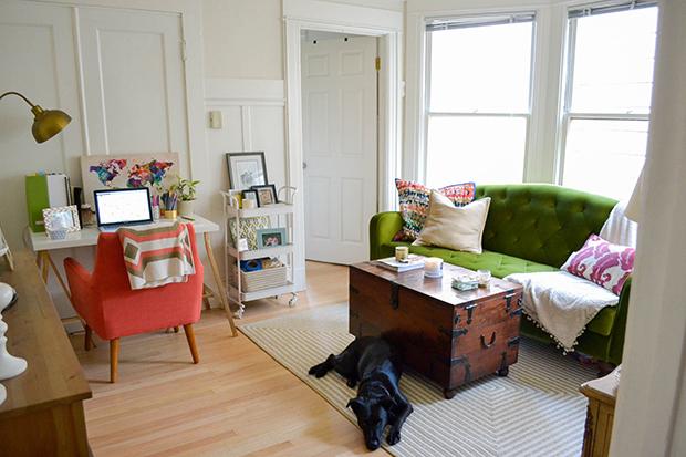 Apartment Refresh Rearrange Your Living Room