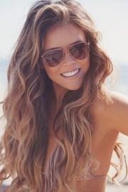 dreaming of long wavy hair