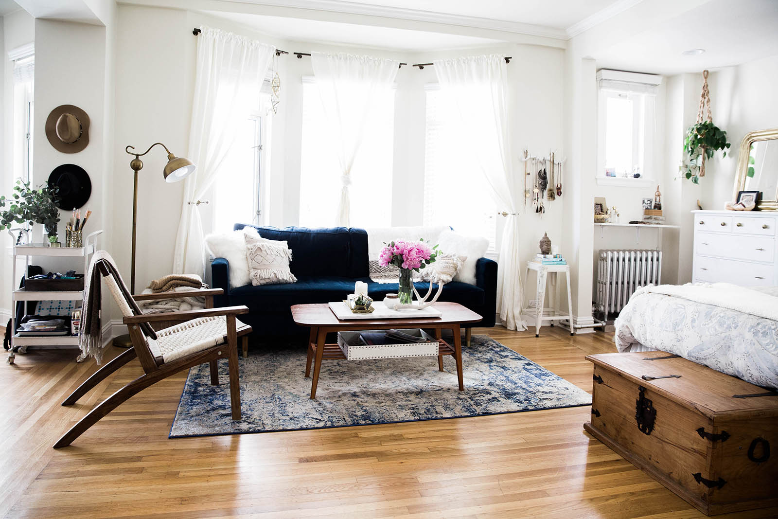 A Tour of My San Francisco Studio Apartment  Advice from a Twenty Something