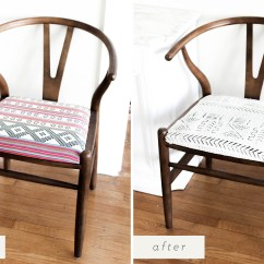 Diy Dining Chairs Makeover Can You Paint A Faux Leather Chair Advice From Twenty Something