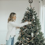 How To Decorate A Bohemian Christmas Tree Advice From A Twenty Something