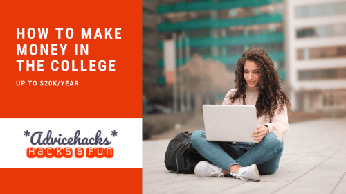 How to Make Money in the College