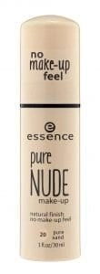 essence foundation pure nude target exclusive