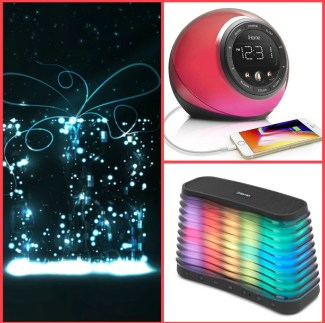for holiday gift ideas 20178 collage ihome tech gifits