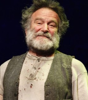 robin williams on broadway
