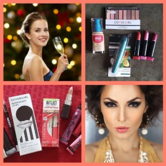 covergirl glam makeup and glam shots courtesy of stock photos and Shutterstock