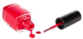 clip art nail polish bottle