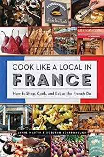 book cover cook like a local in france stock photo on amazon