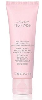 mary kay timewise 3D broad spectrum SPF 30 sunscreen skincare finds