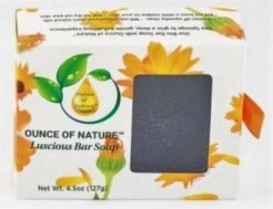ounce of nature bar soap activated charcoal fo advicesisters skincare feature
