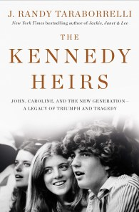 book cover the Kennedy Heirs by J. Randy Tamborelli on amazon advicesisters.com fall book review feature