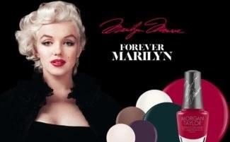 morgan taylor marilyn monroe forever marilyn collection
