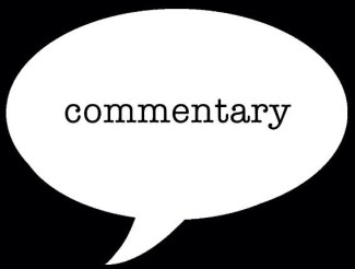 clip art word commentary