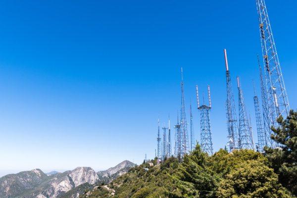 Antennas Radio Garden