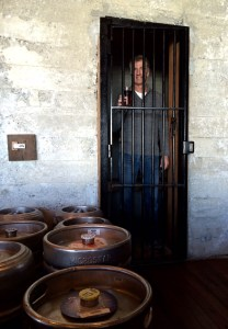 Lock up old city jail