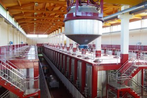 Tanks winemaking