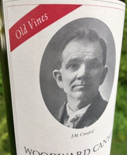 2001 Woodward Canyon Old Vines Cabernet Sauvignon
