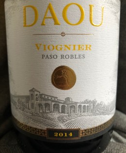 2014 Daou Viognier