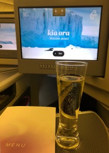 business class airline