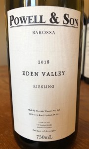 barossa valley wine