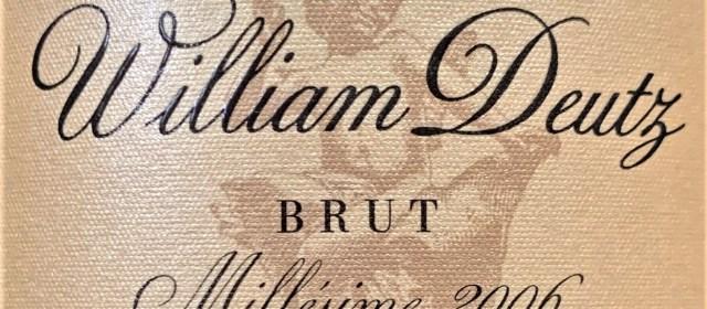 Champagne's Tête de Cuvées: Cuvée William Deutz