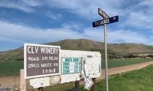 CLV winery