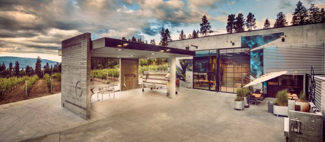 Okanagan Crush Pad: The Wine Road Less Travelled