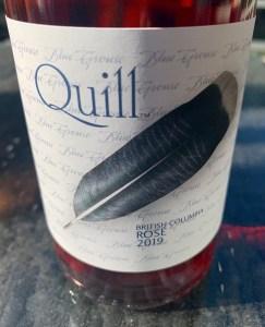 Cowichan Valley wine