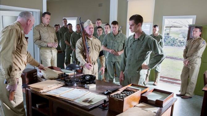 Filme Hacksaw Ridge (2016) - ser sempre perseverante
