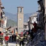 O Terremoto da Itália