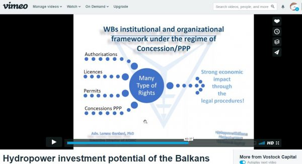 investment potential of balkan hydropower investment potential of balkan potential of balkan hydropower potential of balkan dr lorenc gordani