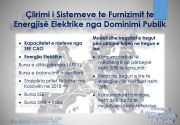 energy market albanian energy market energy market free market