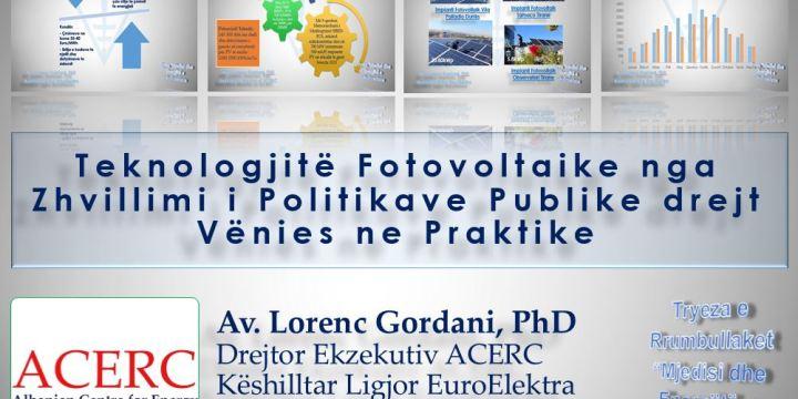 PV-te nga Zhvillimi i Politikave Publike drejt Vënies ne Praktike
