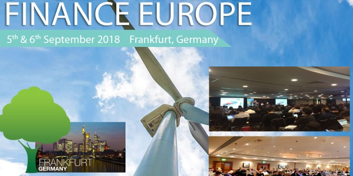 Clean Energy Finance Europe 2018
